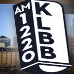 Logo da emissora KLBB 1220 AM