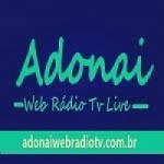 Logo da emissora Adonai Web Rádio TV