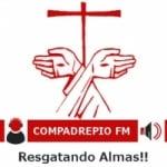 Logo da emissora Compadrepio FM