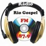 Logo da emissora Rádio Rio Gospel