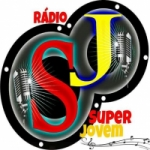 Logo da emissora Rádio Super Jovem Gospel
