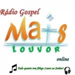 Logo da emissora Rádio Gospel Mais Louvor