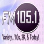 Logo da emissora KLTA 105.1 FM