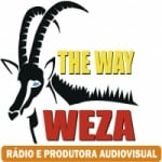 Logo da emissora Rádio The Way Weza