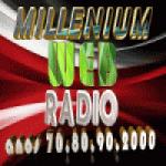 Logo da emissora Millenium Web Rádio