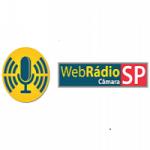 Logo da emissora Web Rádio Câmara São Paulo