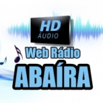 Logo da emissora Web Rádio Abaíra