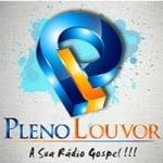 Logo da emissora Rádio Pleno Louvor