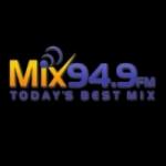 Logo da emissora KMXK 94.9 FM