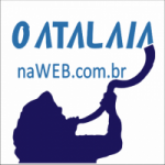 Logo da emissora Rádio O Atalaia na Web