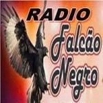 Logo da emissora Web Rádio Falcão Negro