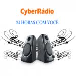 Logo da emissora Cyber Rádio