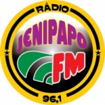 Logo da emissora Rádio Jenipapo FM