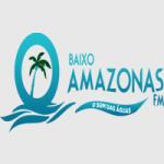 Logo da emissora Web Rádio Baixo Amazonas FM