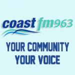 Logo da emissora Radio Coast 96.3 FM