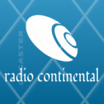 Logo da emissora Rádio Continental