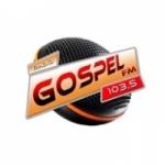 Logo da emissora Rádio Gospel 103 FM