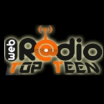 Logo da emissora Web Rádio Top Teen