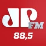 Logo da emissora Rádio Jovem Pan 88.5 FM