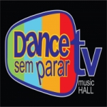 Logo da emissora Dance Sem Parar TV