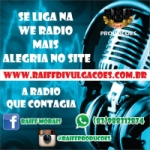 Logo da emissora Web Rádio Mais Alegria
