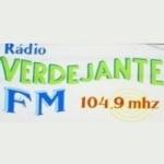 Logo da emissora Rádio Verdejante 104.9 FM