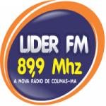 Logo da emissora Rádio Lider Colinas