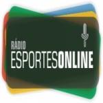 Logo da emissora Rádio Esportes Online