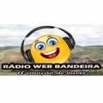 Logo da emissora Rádio Web Bandeira