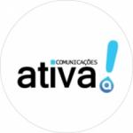 Logo da emissora Ativa Comunicações