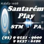 Logo da emissora Radio Santarém Play