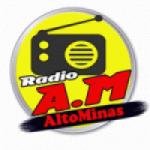 Logo da emissora Rádio Alto Minas