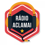 Logo da emissora Rádio Aclamai