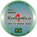 Logo da emissora Romantica1