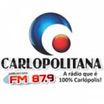 Logo da emissora Rádio Carlopolitana 87.9 FM