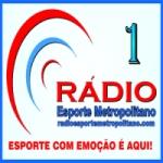 Logo da emissora Esporte Metropolitano 1