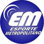 Logo da emissora Esporte Metropolitano