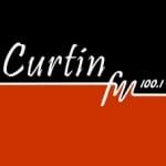 Logo da emissora Radio Curtin FM 100.1