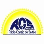 Logo da emissora Rádio Correio do Sertão 100.9 FM