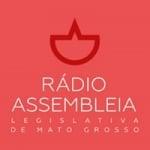 Logo da emissora Rádio Assembleia 89.5 FM