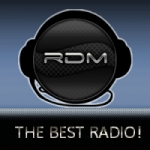 Logo da emissora Rádio Dance Mix