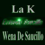 Logo da emissora Radio La K Wena de Saucillo
