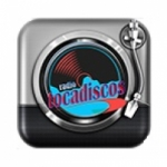 Logo da emissora Toca Discos