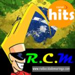 Logo da emissora Rádio Cidade Maringá Hits