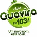 Logo da emissora Radio Guavira 103.1 FM