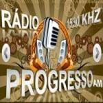 Logo da emissora Rádio Progresso 1530 AM