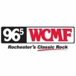 Logo da emissora WCMF 96.5 FM