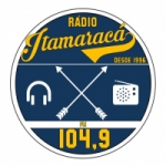 Logo da emissora Rádio Itamaracá 104.9 FM