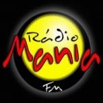 Logo da emissora Rádio Mania Natal