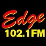 Logo da emissora Edge 102.1 FM